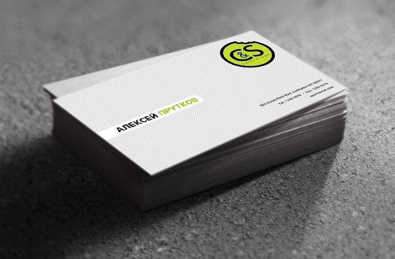 Разработка логотипа и фирменного стиля Candy & Sugar