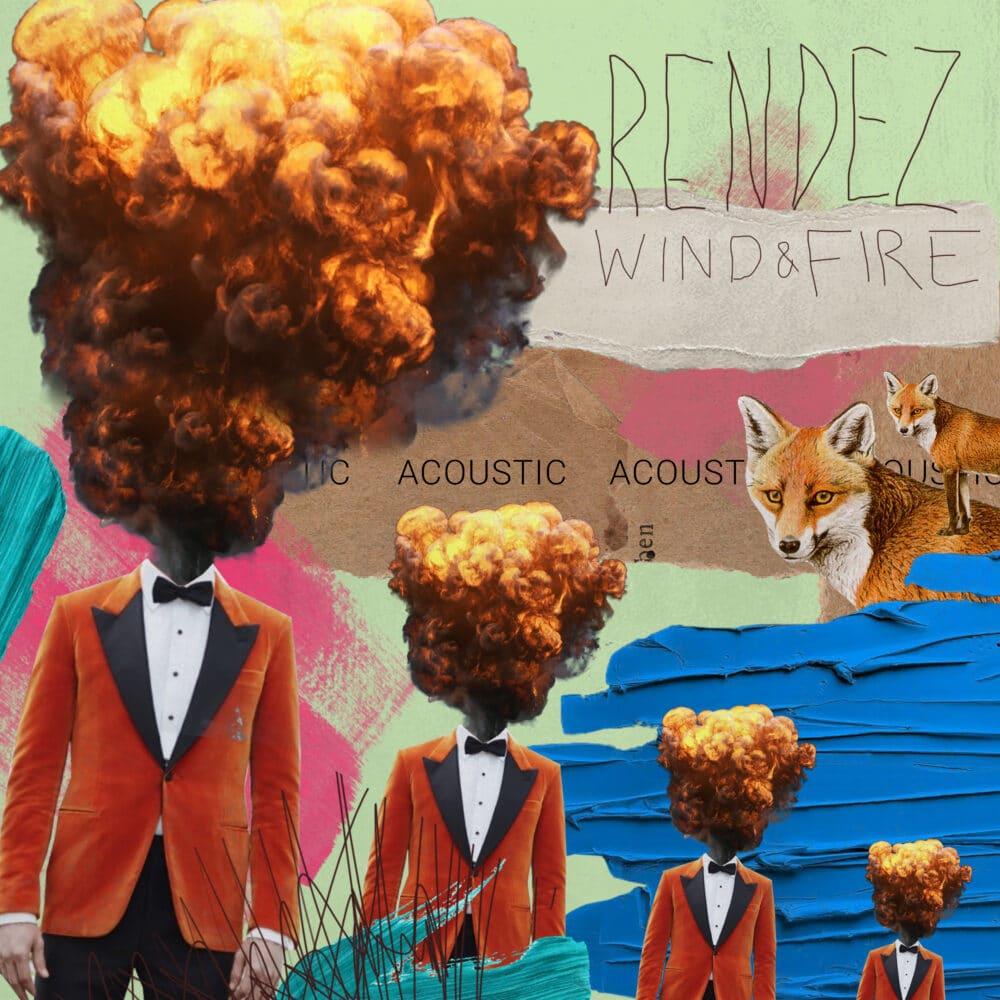 Дизайн обложки музыкального сингла